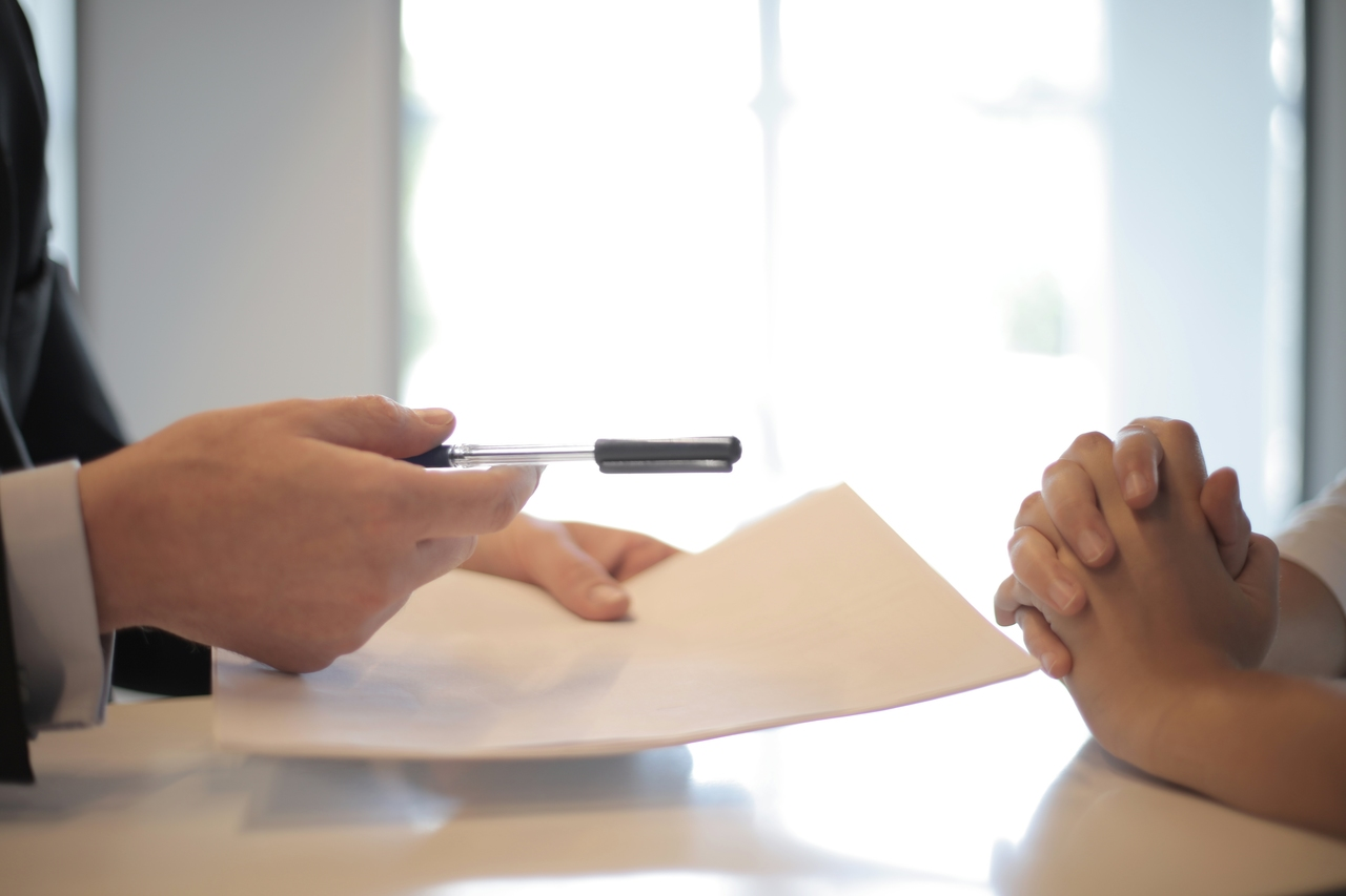 Definicja umowy przedwstępnej. | Biuro Nieruchomości Trinity House